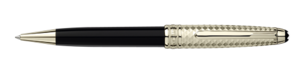 Montblanc Doue Geometric Dimension Meisterstuck Pen Black 105987 [1290]