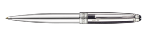 Montblanc Solitaire Silber Fibre Guilloche Meisterstuck 35998 [03e9]